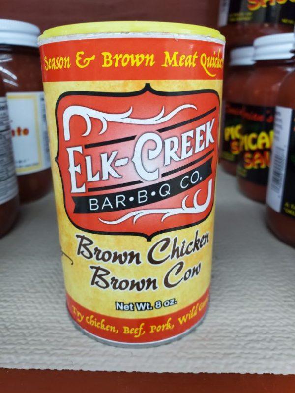 Elk Creek Brown Chicken Brown Cow